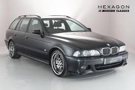 used bmw e39 5 series 96 04 cars for sale with pistonheads