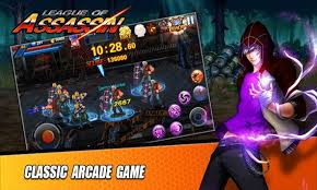 classic arcade apk league of assassin apk free for android
