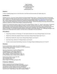 Sample Resume For Massage Therapist by How To Write A Great Cover Letter Introduction Http