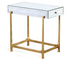 eglomise side table eglomise end table eglomise accent table