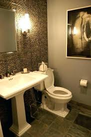 pedestal sink bathroom design ideas pedestal sink bathroom design ideas gray and yellow decorating