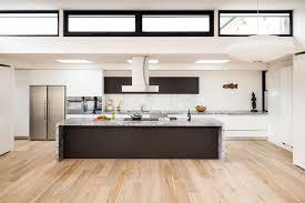 st kilda project modern kitchen melbourne by urban kitchens