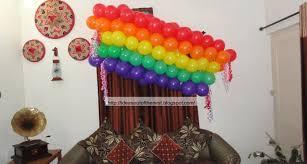 balloon arrangements for birthday balloon arrangements birthday party rainbow some flowers home
