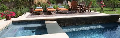 Pool Patios by Pools U0026 Patios Custom Pool Design Custom Patio Design