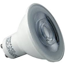 integral 4 7 watt high powered gu10 led light bulb cool white