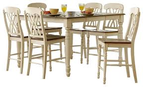 7 dining room sets 7 counter height dining room sets 8308