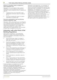 building regulations electrical safety jan 2005