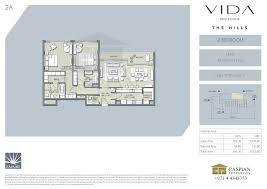 Residence Floor Plans Vida Residence The Hills Floor Plans