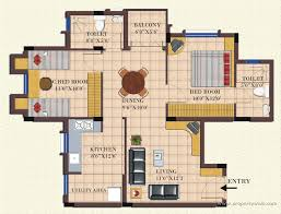 floor plan for 2bhk thefloors co
