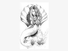 mermaid sitting on anchor tattoo in 2017 real photo pictures