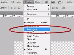 cara membuat gambar bergerak gif dengan photoshop 8 cara membuat animasi dengan format gif menggunakan photoshop