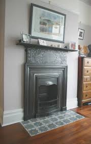 fireplace awesome fitting a cast iron fireplace insert interior