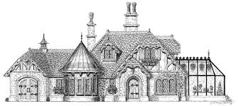 floor plan dibley cottage bedroom have two architecture plans