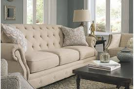 Cream Sofa And Loveseat Kieran Sofa Ashley Furniture Homestore