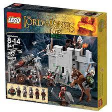 siege social lego lego lord of the rings uruk hai army thinkgeek