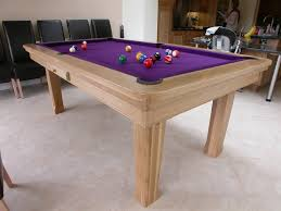 Pool Table Dining Table Combo Dining Room Billiard Table Dining - Kitchen pool table
