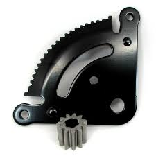 amazon com gx21924ble steering sector plate kit fits john deere