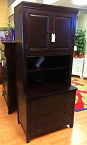 lateral file cabinet with hutch thomasville workstyles lateral filing cabinet hutch furnish this