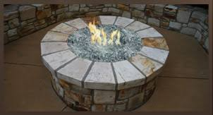 Fire Glass Pits by Fire Glass Calculator Fireplace Glass Crystals