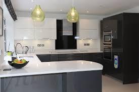 High Gloss Black Kitchen Cabinets High Gloss Black Kitchen Cabinets 28 Modern High Gloss Kitchens