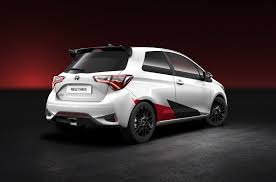 toyota yaris 210hp toyota yaris is about to become the ford fiesta st u0027s worst