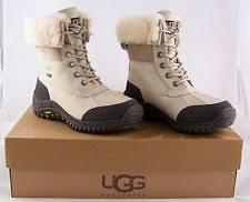 ugg s adirondack boot ii sand ugg australia womens adirondack ii boots sand 1909 9 ebay