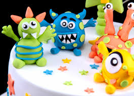 monsters inc cake toppers bakerz monsters cake