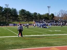 holmdel hornets win thanksgiving day rivalry football beating