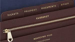 The best travel document holders 2018 stay organised at the