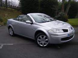 used renault megane convertible for sale motors co uk