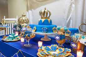 Blue And Gold Baby Shower Decorations by Welcome Royal Prince Baby Shower Favors U0026 More Llc