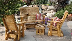 Winston Patio Furniture by Beautiful Amish Patio Furniture With All About The Amish Outdoor