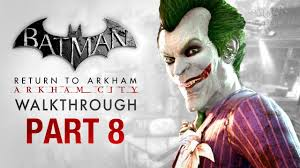 is halloween city part of party city batman return to arkham city walkthrough part 8 house of