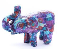 decoupage elephant kit do it yourself decoupage papier mache