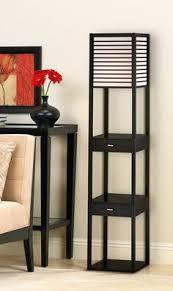 eurico floor l with shelves japanese l with shelf home decor pinterest shelves