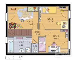 plan chambre enfant demeure spacieuse dã du plan de chambre bébé amusant enfant