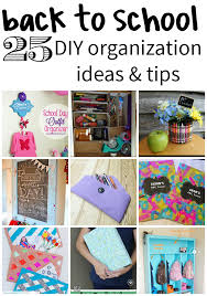 diy kids lockers 25 back to school diy organization ideas organization ideas