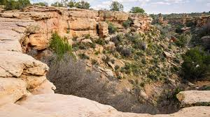 Colorado National Monument Map by Hovenweep National Park Foundation
