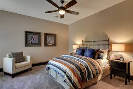 ceiling fans in bedrooms bedroom traditional with khaki painted