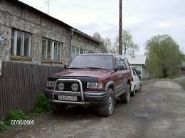 1997 opel monterey partsopen