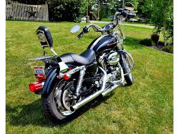 harley davidson sportster 1200 in ohio for sale used