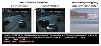 red light camera violation nyc how red light camera system works chicago tribune