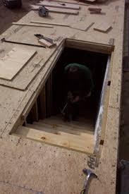 halfman u0027s home basement stairs