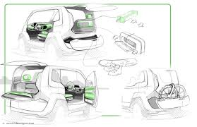 interior sketch car google search tommy pinterest interior