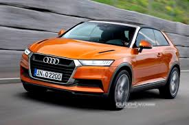 suv audi audi q1 compact suv boosting the company u0027s long term expansion