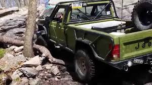 1988 jeep comanche custom rausch creek jeep mj comanche trail 5 hillclimb youtube