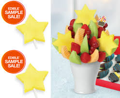 eadible arrangements free sle pineapple pop at edible arrangements today only