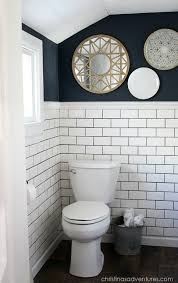ideas for bathroom remodeling a small bathroom small bathroom makeover christinas adventures