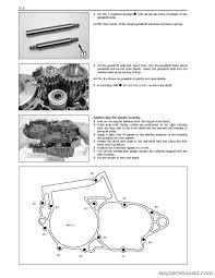 2004 u2013 2010 ktm 250 300 two stroke printed motorcycle service