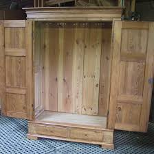 Restoration Hardware Armoire Armoires Before And After